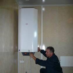 Установка водонагревателя в Яровое. Монтаж и замена бойлера г.Яровое.