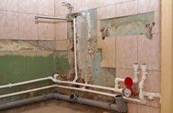 Замена старых труб в квартире, коттедже, на доче, доме, складе, помещении или офисе в городе Яровое